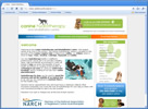 Canine Hydrotherapy and Rehabilitation Centre Website